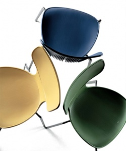 Gorka Aluminium chair