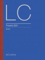 La Cividina pricelist 2021