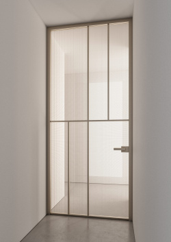 ALBED_BATTSFLT_CORRCS_CELINE_product_door_alu_natural_mesh_glass_champagne_profile
