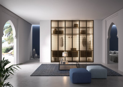 ALBED_CABARM_NICH_SOLO_product_walk-in_closet_bronze_glass_doors