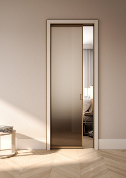 ALBED_SCOMP_STPERS_QUADRA_product_door_bronze_frame_frosted_bronze_glass