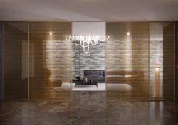 ALBED_SCORR_BININCASS_QUADRA_product_sliding_door_champagne_profile_fabric_glass